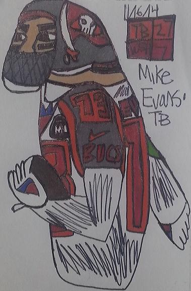 Mike Evans par armattock